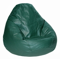 Bean Bag Chair Adult in Spruce - Lifestyle - 30-1041-327