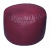 Bean Bag Chair Bigfoot Footstool in Burgundy - Lifestyle - 30-9023-322