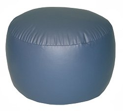 Bean Bag Chair Bigfoot Footstool in Cobalt - Lifestyle - 30-9023-323