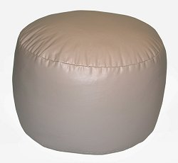 Bean Bag Chair Bigfoot Footstool in Cobblestone - Lifestyle - 30-9023-326