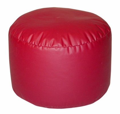 Bean Bag Chair Bigfoot Footstool in Dark Red - Lifestyle - 30-9023-318