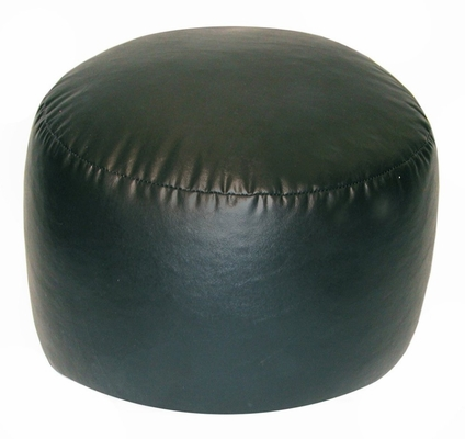 Bean Bag Chair Bigfoot Footstool in Ebony - Lifestyle - 30-9023-301