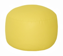 Bean Bag Chair Bigfoot Footstool in Yellow - Lifestyle - 30-9023-328