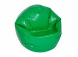 Bean Bag Chair Kids Jr. Child in Green - Wetlook - 30-1011-118