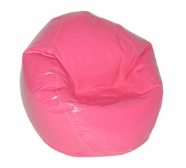 Bean Bag Chair Kids Jr. Child in Magenta - Wetlook - 30-1011-122