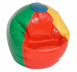 Bean Bag Chair Kids Jr. Child in Multi - Wetlook - 30-1011-997
