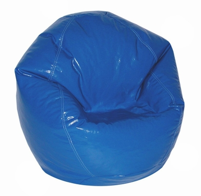 Bean Bag Chair Kids Jr. Child in Nautical Blue - Wetlook - 30-1011-124