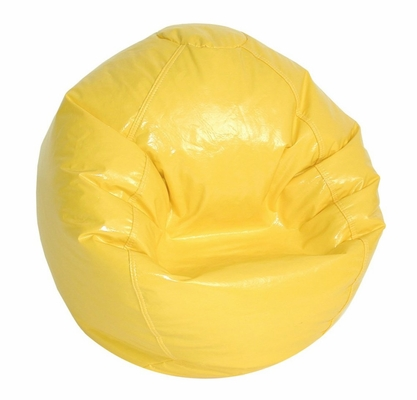 Bean Bag Chair Kids Jr. Child in Yellow - Wetlook - 30-1011-120