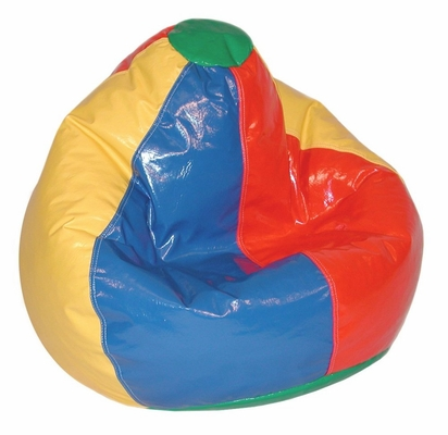 Bean Bag Chair Kids Large in Multi - Wetlook - 30-1021-997