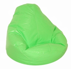 Bean Bag Chair Kids Large in Neon - Wetlook - 30-1021-130