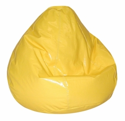 Bean Bag Chair Kids Large in Yellow - Wetlook - 30-1021-120
