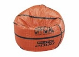 Bean Bag Chair Kids Sports Basketball - Child Plush - 30-3001-853