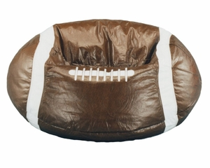 Bean Bag Chair Kids Sports Football - Child Plush - 30-3001-851