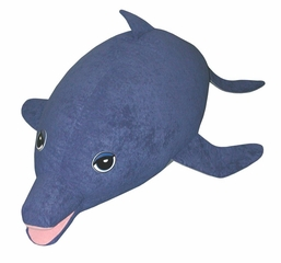 Bean Bag Chair Rug Pals Dolfy - Child Plush - 30-8042-878