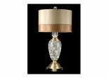 Beauvoir Crystal Lamp - Dale Tiffany