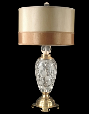 Beauvoir Crystal Table Lamp - Dale Tiffany - GT701210