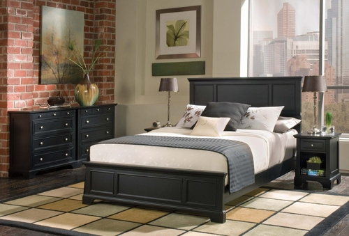 Bedford Bedroom Furniture Set 2 - Home Styles - 5531-BSET-2
