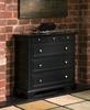 Bedford Four Drawer Chest in Ebony - Home Styles - 5531-41