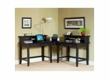 Bedford Home Office Collection in Black