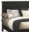 Bedford Queen Bed in Ebony - Home Styles - 5531-500