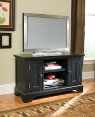 Bedford TV Stand in Ebony - Home Styles - 5531-09