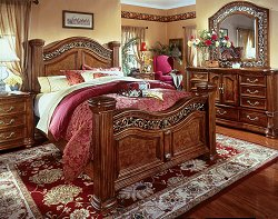 Bedroom Furniture - Bedroom Furniture Set 1 - Wynwood Furniture - 1635-BDRM-SET-1