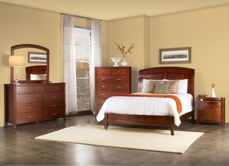 Bedroom Furniture Set 2 - Brighton - Modus Furniture - BR-BSET-2