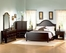 Bedroom Furniture Set in Ebony - South Shore Furniture - 3877-BSET-1
