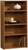 Beginnings 4 Shelf Bookcase Mission Cherry - Sauder Furniture - 410646