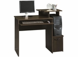 Beginnings Computer Desk Cinnamon Cherry - Sauder Furniture - 408726
