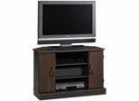 Beginnings Corner TV Stand Cinnamon Cherry - Sauder Furniture - 409036
