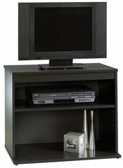 Beginnings TV Stand Black - Sauder Furniture - 404483