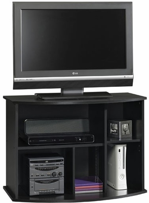 Beginnings TV Stand Black - Sauder Furniture - 408520