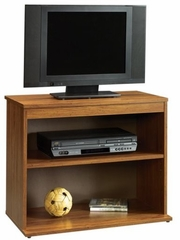 Beginnings TV Stand Pecan - Sauder Furniture - 404484
