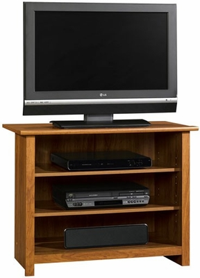 Beginnings TV Stand Pecan - Sauder Furniture - 408697