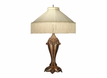 Beige Table Lamp - Dale Tiffany