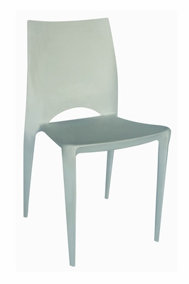 Bella Chair in White - DC-32-WHITE