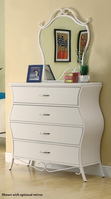 Bella Youth 4 Drawer Dresser - 400523