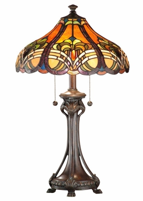 Bellas Table Lamp - Dale Tiffany - TT101033