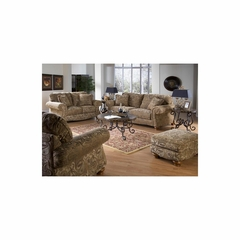 Bellingham 4pc Antique Living Room Set - Jackson Furniture
