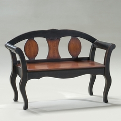 Bench in Cafe Noir - Butler Furniture - BT-0560104