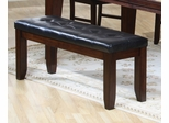 Bench in Dark Oak - Coaster