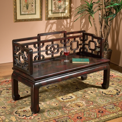Bench in Eastearn Inspirations - Butler Furniture - BT-1405096