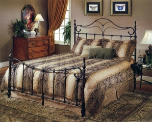 Bennett King Size Bed - Hillsdale Furniture