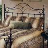 Bennett King Size Headboard with Frame - Hillsdale Furniture