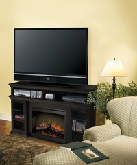 Bennett Media Electric Fireplace - Dimplex - SMP-155G-E-ST
