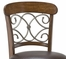 Bergamo Swivel Counter Stool - Hillsdale Furniture - 4299-826