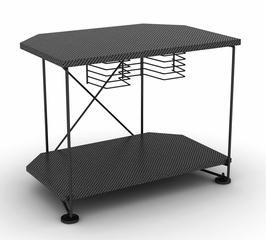 Berlin Corner TV Stand - Atlantic - 88335755