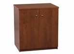 Bestar 2-Door Base Cabinet in Tuscany Brown - 68680-63