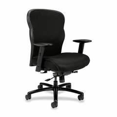 Big And Tall Chair - Mesh/Black - BSXVL705VM10